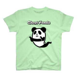 ゴーストパンダ T-shirts