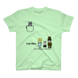 CUBE アリス ver.2 T-shirts