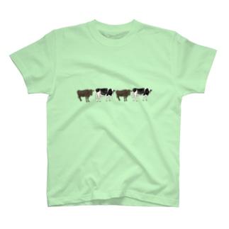 うしつながり T-shirts