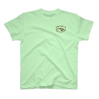 ツチノコちゃん☆ブラウン T-shirts