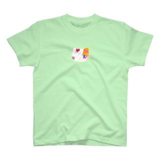 キチィちゃん・包帯 T-shirts