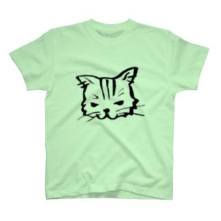ネコ科… T-shirts
