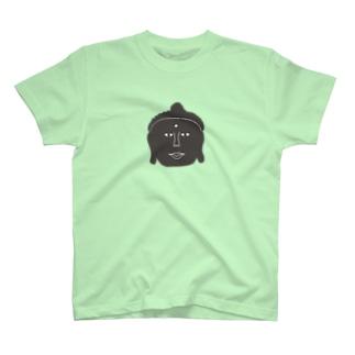 大仏さんのお顔 T-shirts