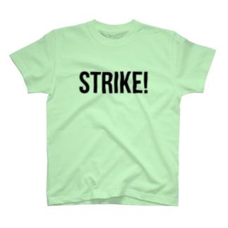 ストライクTシャツ T-shirts