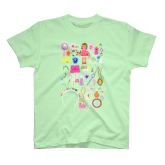 おしゃれドロボウ T-shirts