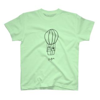 sucre usagi (スークレウサギ)のご当地Tシャツ佐賀編 T-shirts