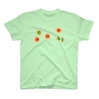 おはじき T-shirts
