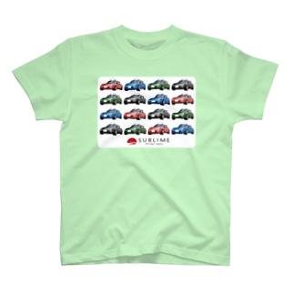 NAカラバリTシャツ T-shirts