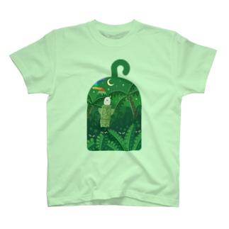 鳥かごの森 T-shirts