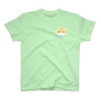 おめかし猫さん T-shirts
