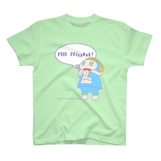 メカトロメイト「オーライ!」 T-shirts