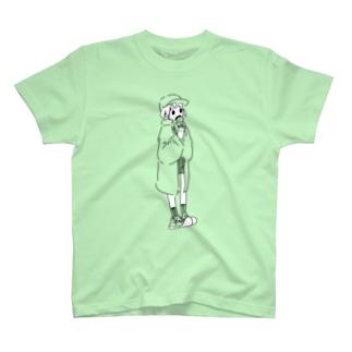 aisu girl T-shirts