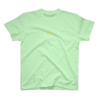 ワタシハシズニ(バックプリント有) T-shirts