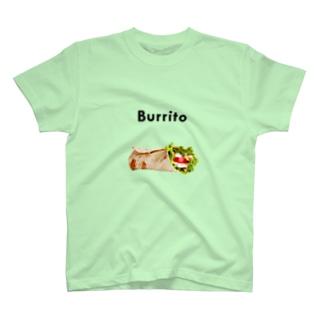 ブリトー T-shirts