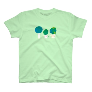 木 木 木 A T-shirts