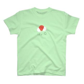 ただのみず T-shirts