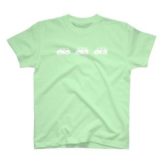 CARS 3(white) T-Shirt