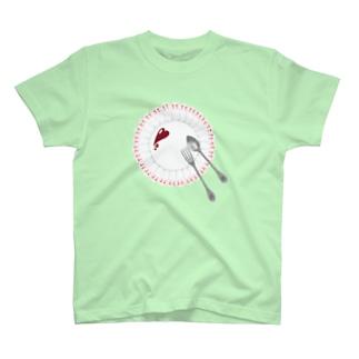 ごちそうさま T-shirts