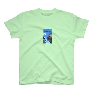 あの青い空のように T-shirts