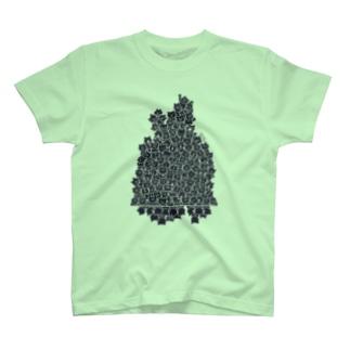 猫見 T-Shirt