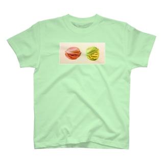 エム31のマカロン T-shirts