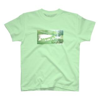 みどり(きらきら) T-shirts