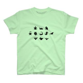 キョウリュウピクト T-shirts