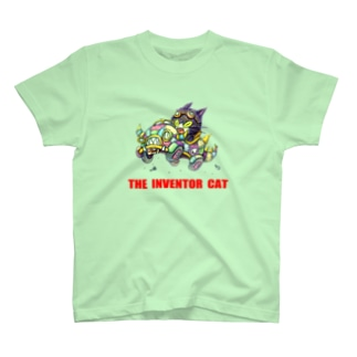 発明家の猫。 T-shirts