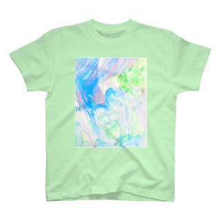 Beautiful ocean T-shirts
