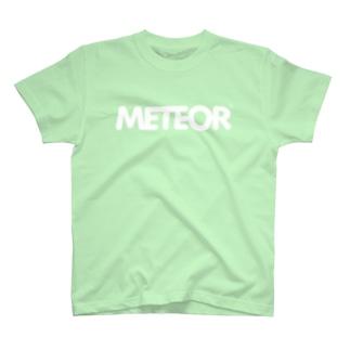 METEOR logo T-shirts