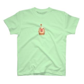 尾痔酸と動物さん T-shirts