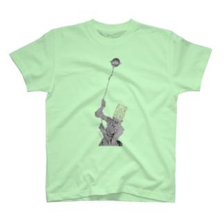 どの面下げてここにきた T-shirts