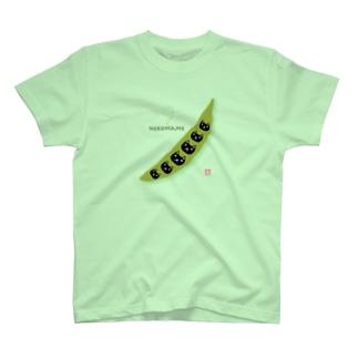 猫豆 T-shirts