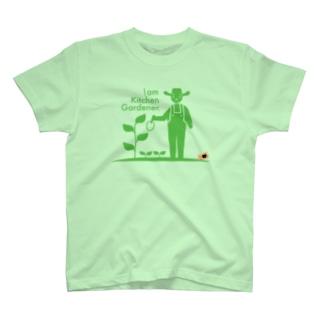 キッチンガーデナー T-shirts