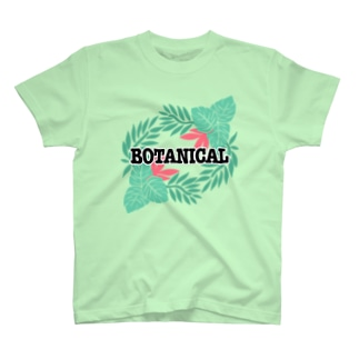 BOTANICAL T-shirts
