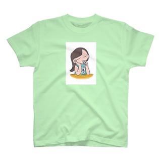 夏の考え事 T-shirts