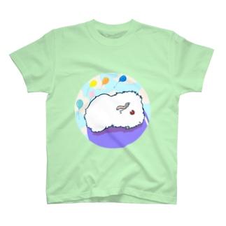 風船モルモット05 T-Shirt