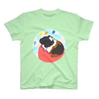 風船モルモット06 T-Shirt