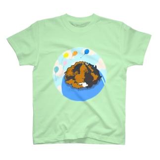風船モルモット07 T-Shirt