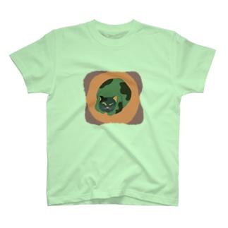 ボスにゃんこ2 T-shirts