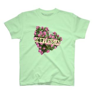 オルタンシア🇫🇷 T-shirts