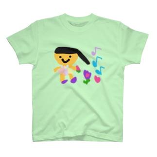 いちごおんなのこ T-shirts