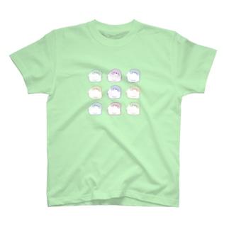 ヤセドリ T-shirts