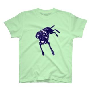 ラブラドールLOVEな人専用デザイン T-shirts