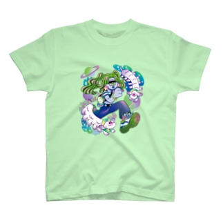 Streetは宇宙 No.2 T-shirts