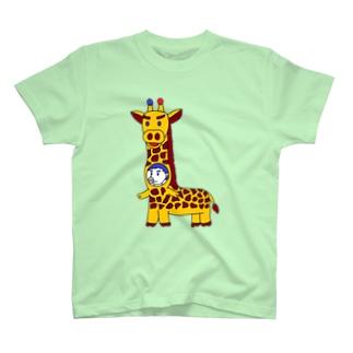 ブタキリンダー T-shirts