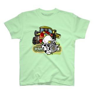 牧場のおうさま T-shirts