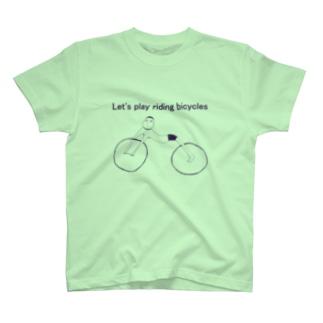 自転車 T-Shirt