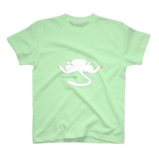 ねこ へそてん T-shirts