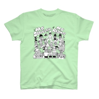 Mo' Scratchin', Mo' Rhymes T-shirts